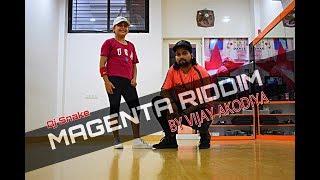 DJ Snake - Magenta Riddim Dance Choreography By Vijay Akodiya Aka V.j