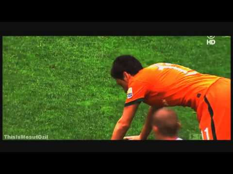 Mesut Özil - Before To Real Madrid •2010 2011• HD