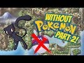 What If You Fight Your Rival WITHOUT Any Pokemon?! (Pokemon Funny Moments/Glitches)