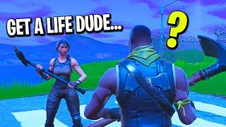 I ran into the most Toxic kid ever in Playground...