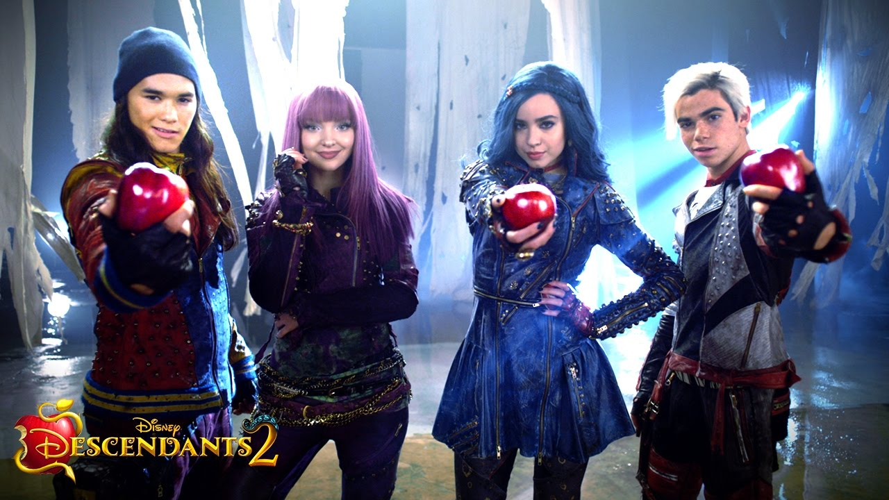 descendants 2 svenska gratis