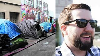 SF Tech Bro Pens Open Letter Complaining About Homeless 'Riffraff'