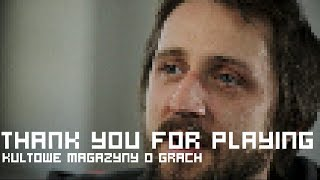 THANK YOU FOR PLAYING - 1993 - 2014 TRAILER. Kultowe Magazyny o Grach.