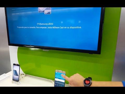 CONECTAR PANTALLA SAMSUNG S9 A PC