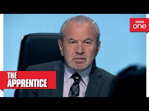 ***SPOILER*** Fired before the final boardroom meeting - The Apprentice 2016: Episode 7 - BBC One