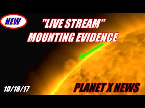"PLANET X NEWS ""LIVE STREAM"" - MOUNTING EVIDENCE IMPORTANT ANNOUNCEMENT"