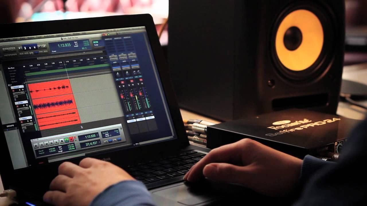 Focusrite // Saffire PRO 24 Audio Interface - YouTube