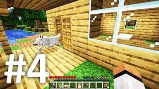 Minecraft Новый Мир #4 - Выполняем Задание