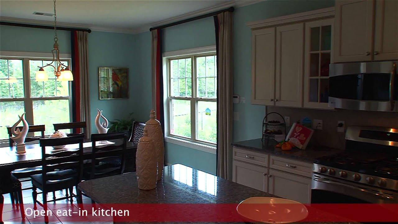 Edenbrook, Patterson Model: Mungo Homes, Chapin, SC