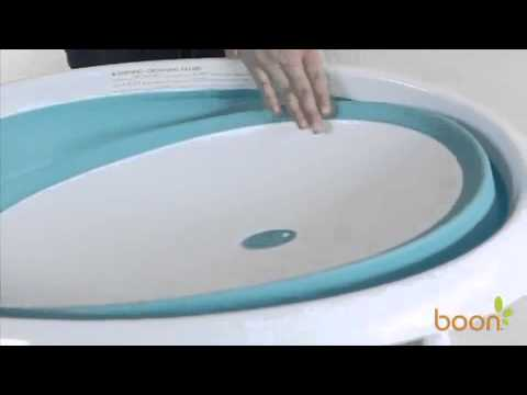 Naked Collapsible Baby Bath (Blue) - YouTube