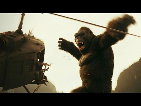 Why Kong: Skull Island's Kong Is So Big