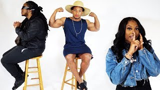 PUTTING POUDII ON BLIND DATE WITH A MAN!!!! *GONE TERRIBLY WRONG*