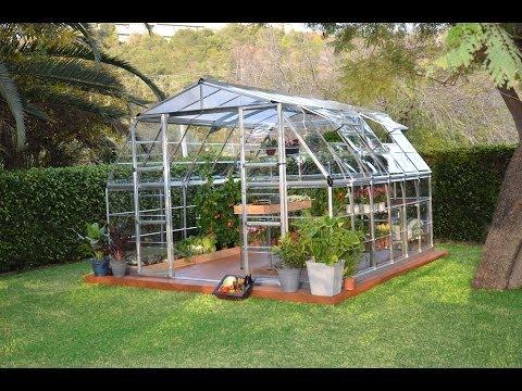 Palram Greenhouse Balance 8x12 Premium Pack Doovi