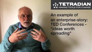 What is an enterprise? - Episode 34, Tetradian on Architectures