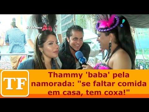 Thammy Miranda 'baba' Pela Namorada: