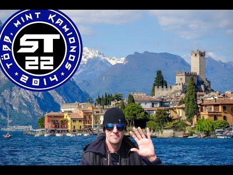 72.Kamionos a Garda tónál.Avagy, így is lehet hétvégézni. Italy.