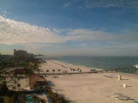 Clearwater Beach Florida Live Webcam Hurricane Irma Live