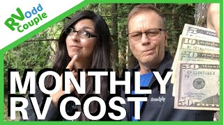 Cost To Full Time RV Life (6 month budget) How much for RV Lifestyle & RVing