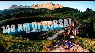 CORRERE IN MONTAGNA PER 140 KM con 9600 metri di dislivello! SONO PAZZI!!! Orobie Ultra Trail