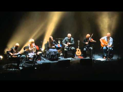 Cregs Pipes / The Mountain Road / Hogties reel - SHANNON 20th anniversary Gala