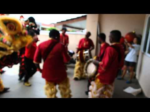 Ling Lam Physical Training and Treatment X Raja Ganapathy Urumee Melam 2014 Travel Video
