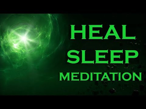 HEAL while you SLEEP ~ With this UNBELIEVABLE POWER
