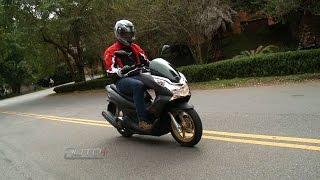 Honda PCX DLX traz novidades no visual thumbnail