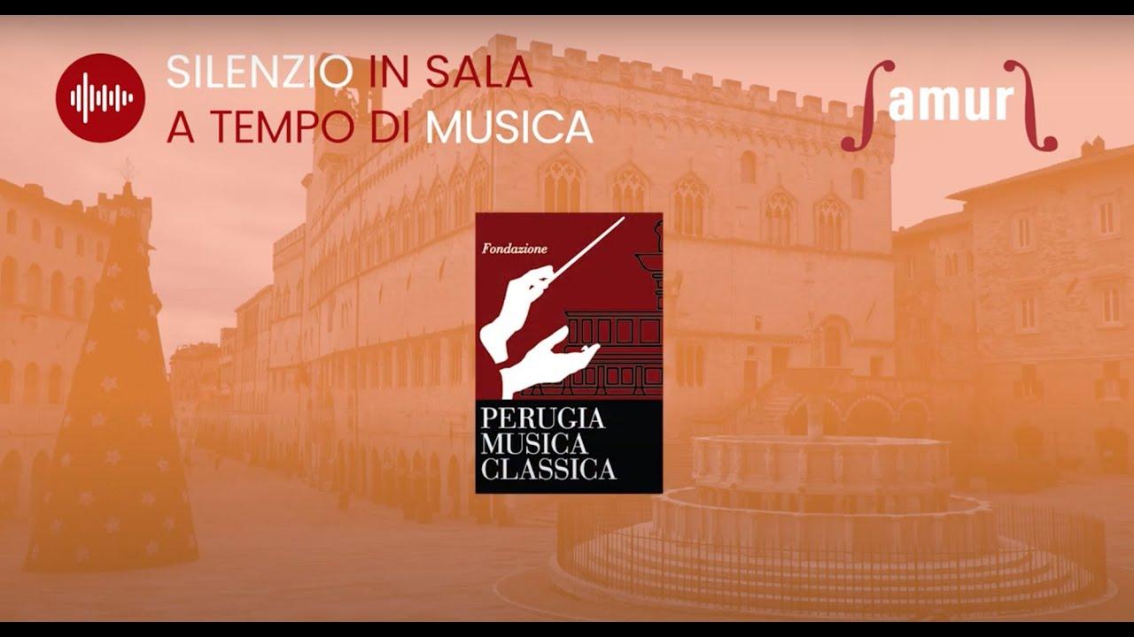"""Concerto alla SALA dei NOTARI (Pg) nell'ambito del progetto: """"Silenzio in Sala a Tempo di Musica"""""""