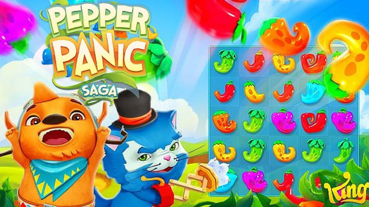 pepper panic saga android gratuit