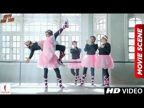 Dance Classes With Indiawaale | Happy New Scenes | Shah Rukh Khan, Deepika Padukone
