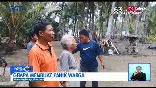 Download Video Gempa 5,2 SR Guncang Banten, Warga Khawatir Terjadi Tsunami - SIS 14/02 MP3 3GP MP4