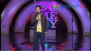 Ryan Adriandhy Stand Up Comedy Indonesia Season 1 Grand Final Kompas TV