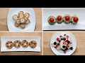 After School Snack Ideas For The Week