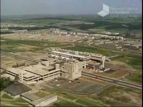Cumbernauld, Town for Tomorrow - High Quality - 1970