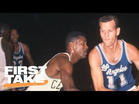 Race Played Role In Celtics-Lakers Rivalry | First Take | June 14, 2017