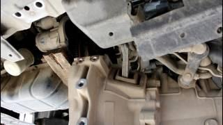 Mitsubishi Lancer X 1,6 2012 года Мицубиси Лансер Замена диска сцепления и выжимного 2 ЧАСТЬ