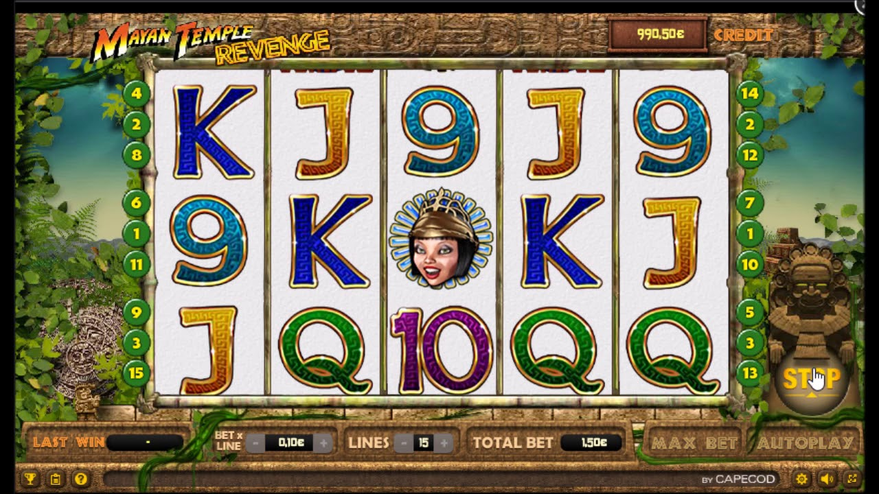 Slot mayan temple gratis film casino royale online