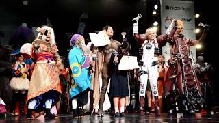 The finale of WCS 2017 on Aug 6th 2017 at Aichi Arts Center (Awardi...