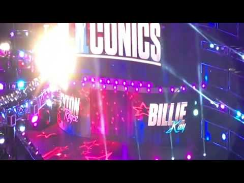 4/10/2018 WWE Smackdown Live (New Orleans,...