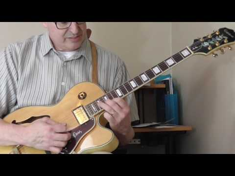 Tiny Grimes Guitar Lesson - Basic Licks for Blues Players