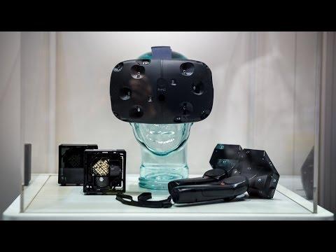 HTC Vive - самая виртуальная реальность от Valve, несовместимая с реальностью. (Steam VR)