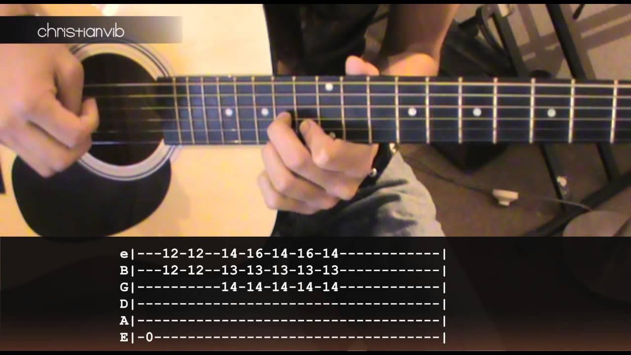 Como tocar guitarra - 2 10