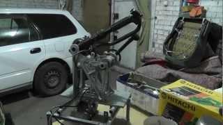 Тест Шаг-газ с эмт-2м