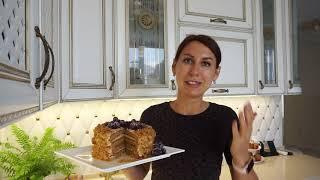 Торт МЕДОВИК за 30 минут НА СКОВОРОДЕ Без раскатки коржей Самый ПРОСТОЙ и ВКУСНЫЙ рецепт