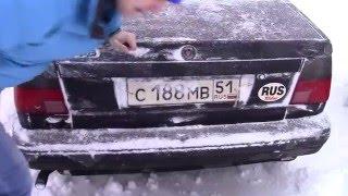 Твоя первая машина. Осмотр Saab  O.D.A. Часть 5