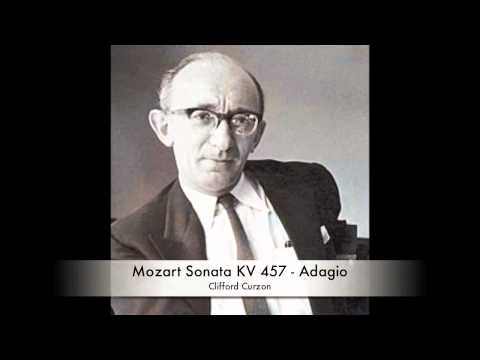 Clifford Curzon Plays Mozart Sonata KV 457