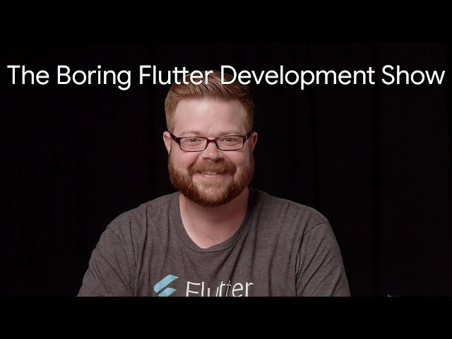 Q&A and Tour of Flutter Samples Index (The Boring Flutter Development Show, Ep. 7.4)
