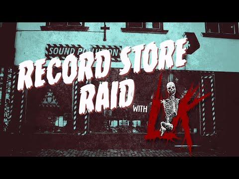 LIK - 'Record Store Raid'