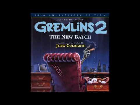 Gremlins 2 - The New Batch | Soundtrack Suite (Jerry Goldsmith) [Part 2]