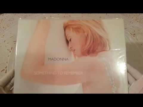 Download musik Madonna - Something to Remember German Vinyl Mega Rare Mp3 online